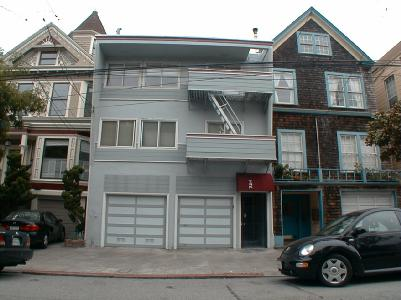 724 Cole Street, No. 1, San Francisco CA