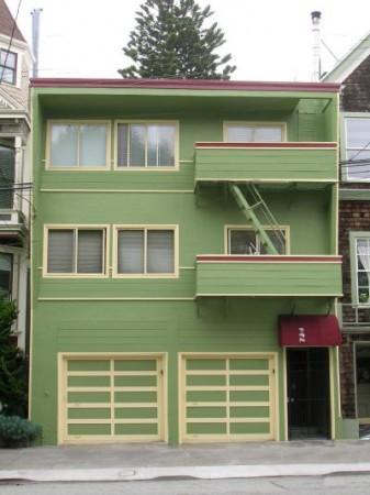 724 Cole Street, No. 1, San Francisco CA